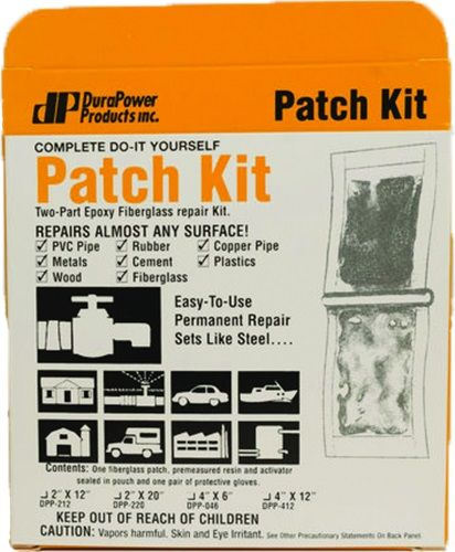 """2"""" x 20"""" Durapower Surface Patch Kit"""